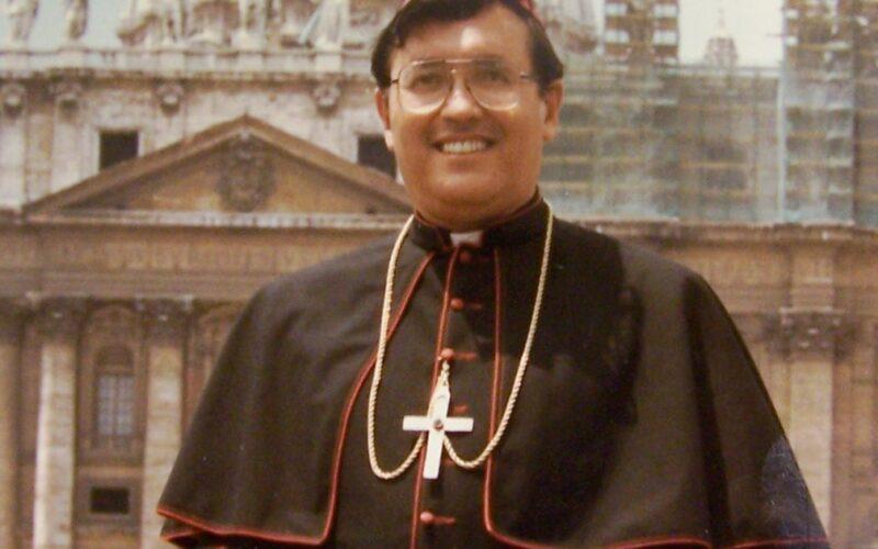 Bishop Alfonso Gallegos still being remembered